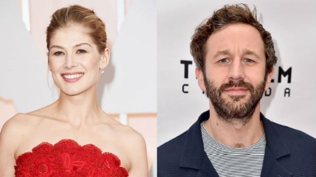 Rosamund Pike and Chris O'Dowd to Star in New (and Very Brief) TV Series from Nick Hornby
