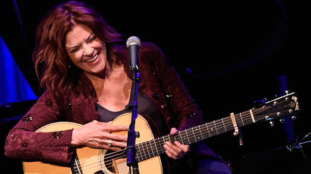 Rosanne Cash Announces New Album <i>She Remembers Everything</i>, Shares Two New Songs