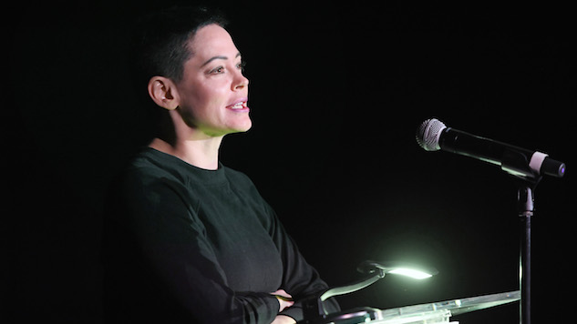 Rose McGowan Suspended From Twitter After Criticizing Harvey Weinstein, Ben Affleck