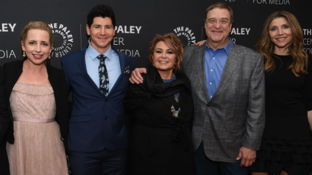 The Conners Are Back: ABC Confirms <i>Roseanne</i> Spinoff, Sans Roseanne