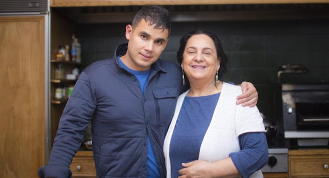Watch Rostam Cook With His Mother Najmieh Batmanglij in Vevo's Delightful New Video