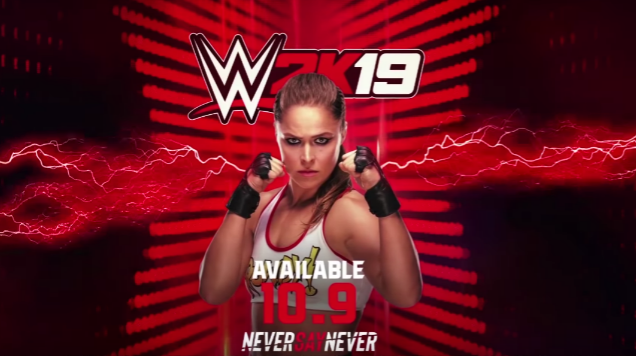&#8220;Rowdy&#8221; Ronda Rousey Coming to <i>WWE 2K19</i> as Preorder Character
