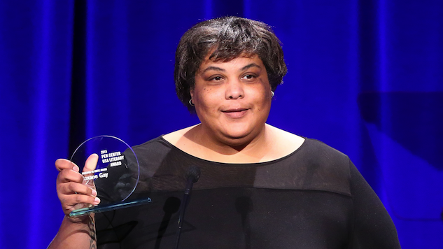 Roxane Gay Pulls Forthcoming Book from Simon & Schuster Imprint Because Milo Yiannopoulos