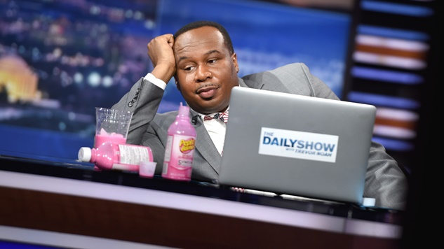 "Roy Wood Jr. to Deliver ""State of Black Sh*t"" Response on Tonight's Live, Post-State of the Union <i>Daily Show</i>"
