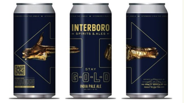 Hey Kids, Run the Jewels Have an Official Beer Coming Soon