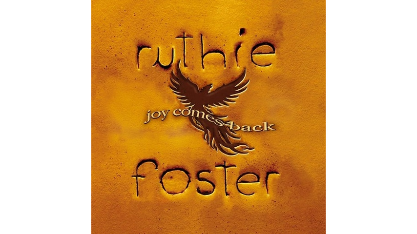 Ruthie Foster: <i>Joy Comes Back</i> Review