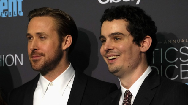 Image result for damien chazelle ryan gosling