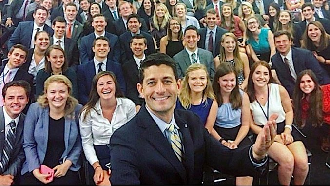 Paul Ryan is the Horrifying Child King of a Desolate Republican Empire