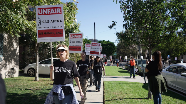 SAG-AFTRA Voice Actor Strike Officially Over After Agreement Approved