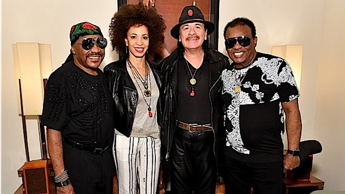 Santana, The Isley Brothers, and the Overlooked Legacy of Social Justice in '70s Soul