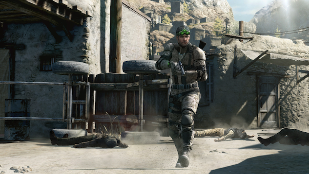 Was the Next <i>Splinter Cell</i> Game Just Accidentally Confirmed?