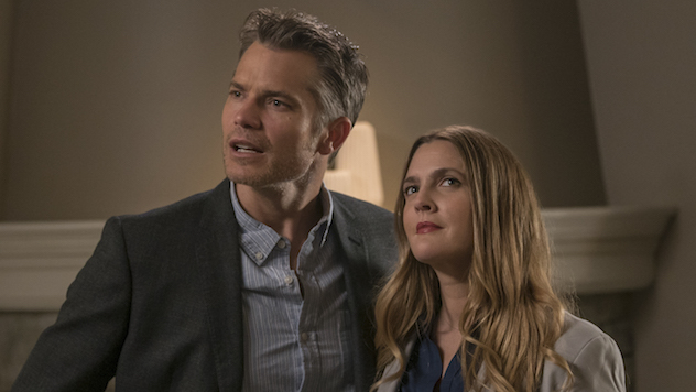<i>Santa Clarita Diet</i> Review: Drew Barrymore and Timothy Olyphant Highlight Netflix's Horror-Comedy