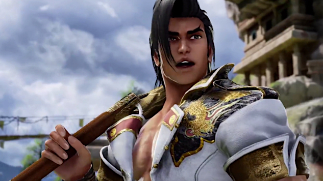Maxi Revealed in New Trailer for <i>Soulcalibur VI</i>