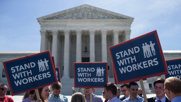 The Supreme Court's Conservative Majority Just Gave a Huge Win to Dark Money While Crushing Unions