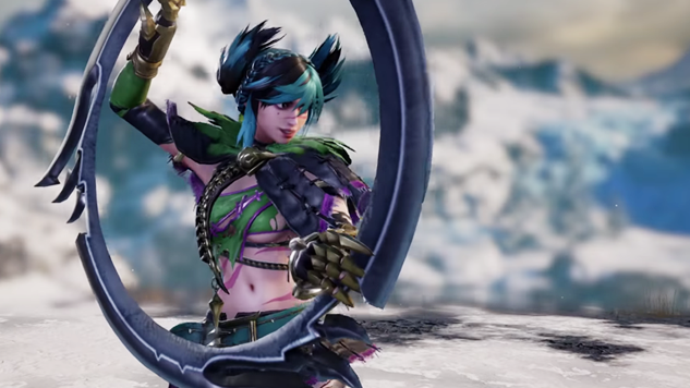 Bandai Namco Reveals <i>Soulcalibur VI</i> Story Mode, Tira's Return in New Trailers