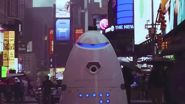 News from the Silicon Valley Hellscape: Company Uses Security Robots to Break up Homeless Camps