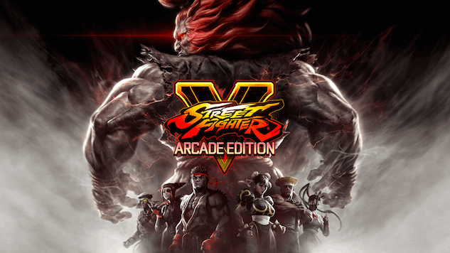 Capcom Announces <i>Street Fighter V: Arcade Edition</i>, Will Be Free for Current Players