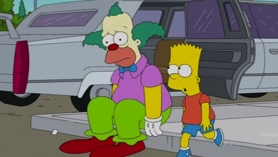 <i>The Simpsons</i> Review: &#8220;Clown in the Dumps&#8221;