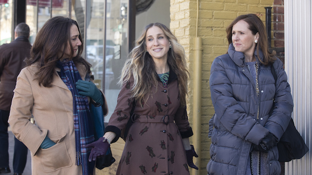 <i>Divorce</i> to End with Season Three, Premiering Tonight on HBO