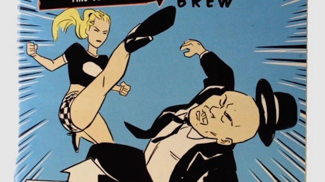 Looking at Ska Brewing's Labels and Musical Inspiration