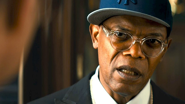 Samuel l jackson list of movies