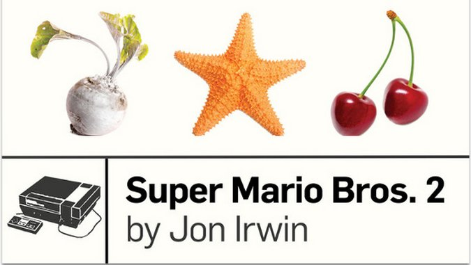 <em>Super Mario Bros. 2</em> by Jon Irwin Review