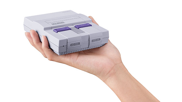 The SNES Classic Has (Unsurprisingly) Been Hacked Already