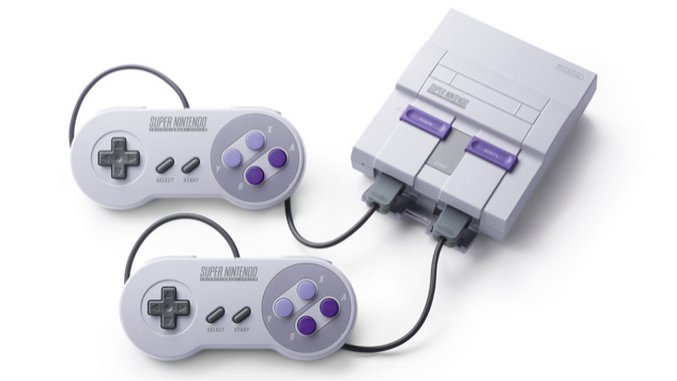 "Nintendo Claims Production of SNES Classic Has ""Dramatically Increased"""