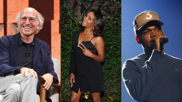 Larry David, Tiffany Haddish, Chance the Rapper to Host <i>SNL</i> in November