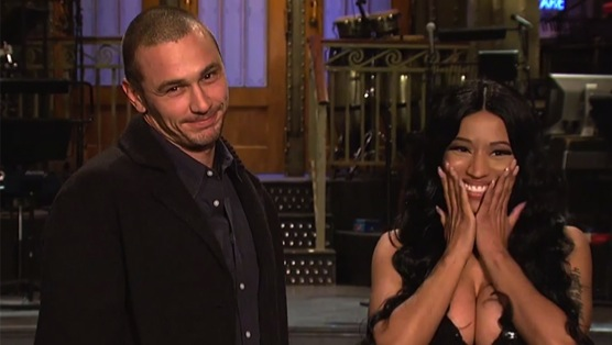 <i>Saturday Night Live</i> Review: &#8220;James Franco/Nicki Minaj&#8221;