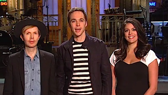 <i>Saturday Night Live</i> Review: &#8220;Jim Parsons/Beck&#8221; (Episode 39.14)