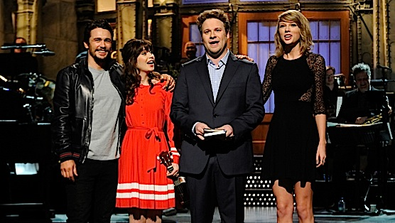 <i>Saturday Night Live</i> Review: &#8220;Seth Rogen/Ed Sheeran&#8221;