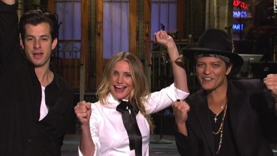 <i>Saturday Night Live</i> Review: &#8220;Cameron Diaz/Mark Ronson and Bruno Mars&#8221;