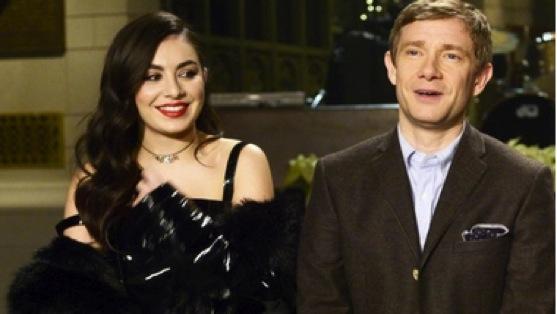 <i>Saturday Night Live</i> Review: &#8220;Martin Freeman/Charli XCX&#8221;