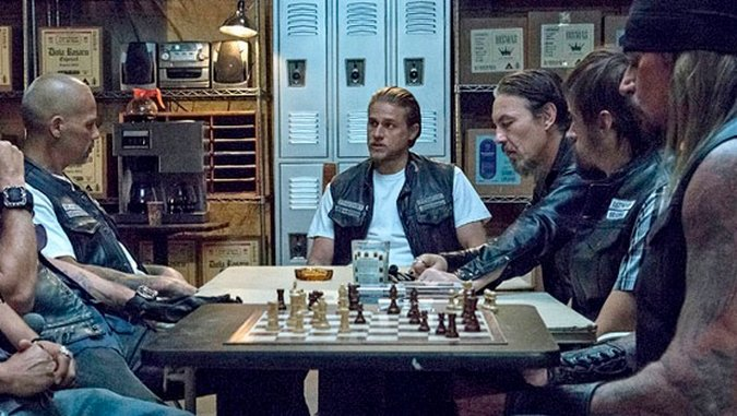 <i>Sons of Anarchy</i> Review: &#8220;Suits of Woe&#8221;