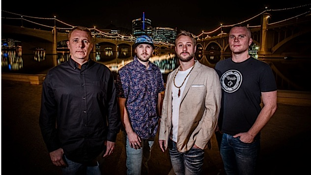 "Premiere: Spafford Go ""Hollywood"" on Forthcoming Sophomore Album"