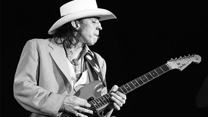 "Jimi Hendrix, Stevie Ray Vaughan and 50 Years of ""Voodoo Chile"""