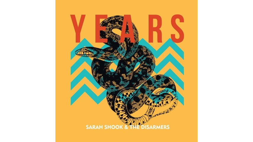 Sarah Shook & the Disarmers: <i>Years</i> Review