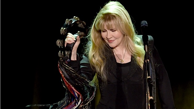 "Stevie Nicks Returns With New Song, ""Your Hand I Will Never Let It Go"""