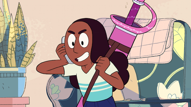 "<i>Steven Universe</i> Kicks Back with the B Team in ""The New Crystal Gems"""