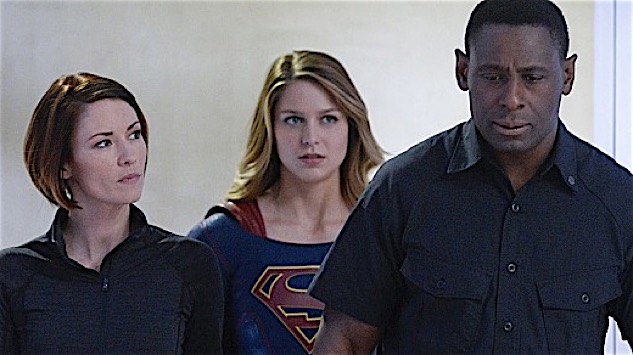 <i>Supergirl</i> Review: &#8220;Strange Visitor From Another Planet&#8221;