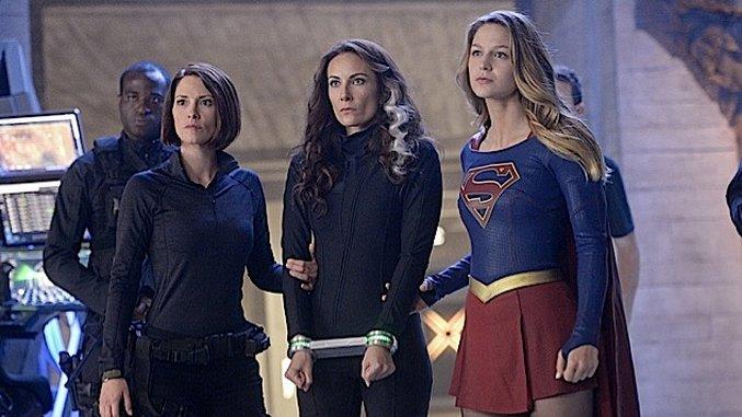<i>Supergirl</i> Review: &#8220;Blood Bonds&#8221;