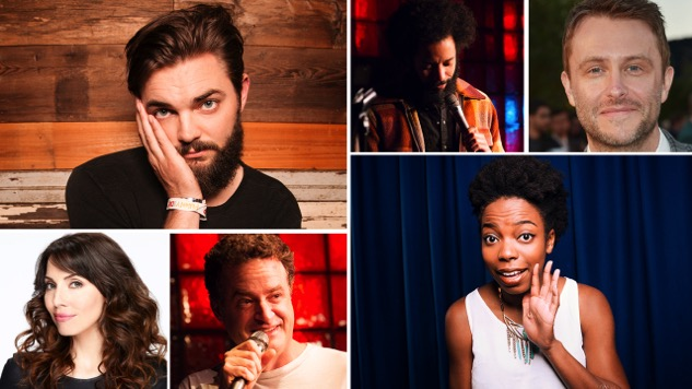 SXSW 2017 Comedy Festival Initial Lineup Announced: Chris Hardwick, Wanda Sykes, Many More