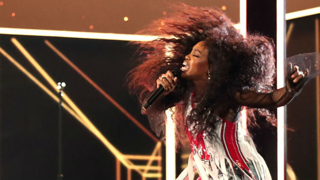 SZA Temporarily Removed from TDE Championship Tour After Vocal Cord Injury