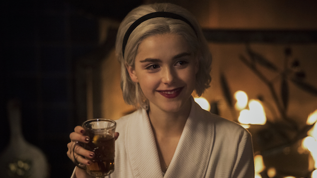 <i>Chilling Adventures of Sabrina</i>'s Big, Boring Holiday Special Has Us Asking: Who Is This Supposed to Be For?