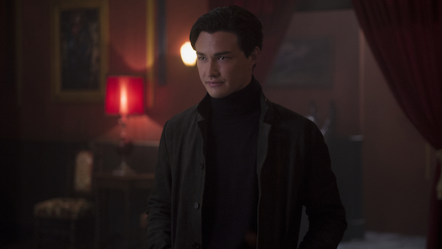 Can <i>Chilling Adventures of Sabrina</i> Remake the Supernatural Bad Boy?