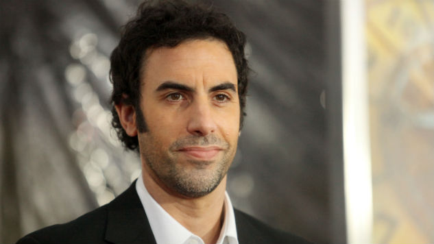 Sacha Baron Cohen Trolls Sarah Palin After Stirring Rebuke