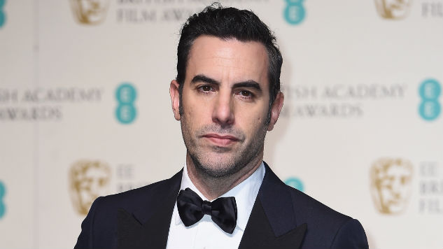 Sacha Baron Cohen in Talks to Star in Showtime Comedy