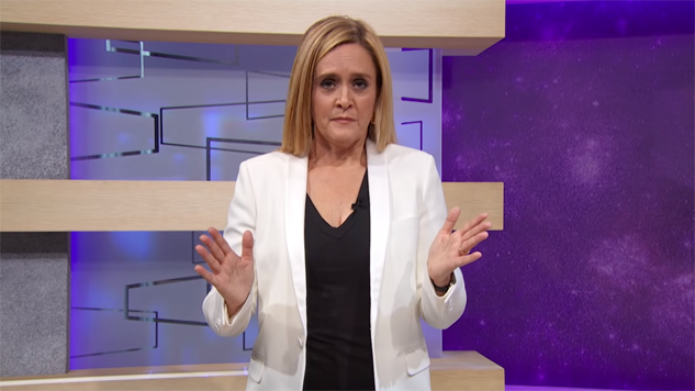 Samantha Bee Addresses the C-Word Controvery in <i>Full Frontal</i> Cold Open