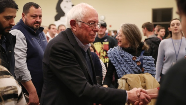 Bernie Sanders Raises $34.5 Million, Fourth-Largest Quarterly Primary Haul Ever
